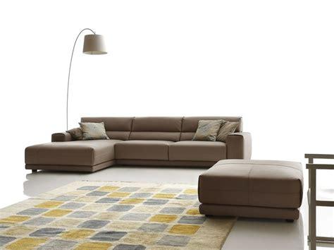 imitation leather sofa booman leather corner sofa by ditre italia design stefano
