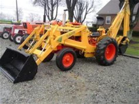 Casing Beyond B 530 cost to ship vintage antique 530 series diesel backhoe loa from chicago to noble