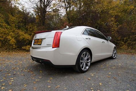 Cadillac Ats 2 0 by Cadillac Ats 2 0t Rwd Auto55 Be Tests
