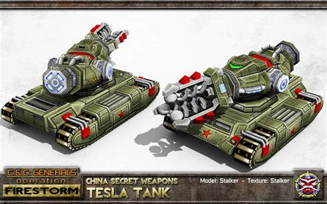 Tesla Tank China Tesla Tank Image Operation Firestorm Mod For C C