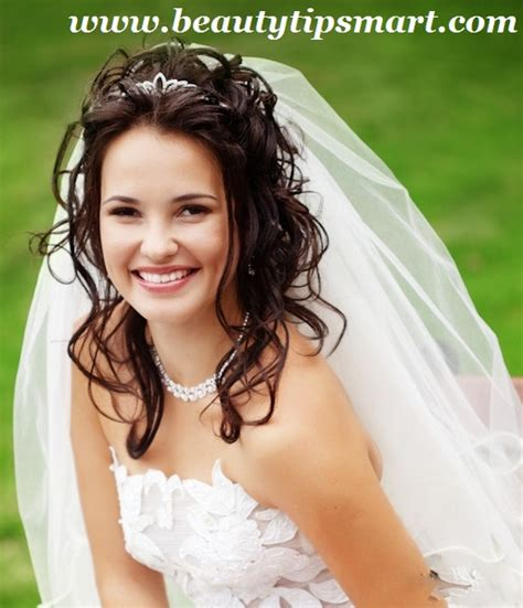 Wedding Updo Hairstyles With Veil And Tiara by Wedding Hairstyles For Hair With Veil And
