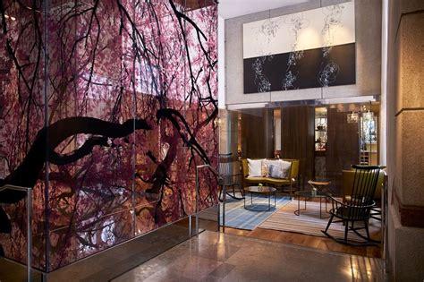 w hotel dc new years park hyatt washington dc unveils renovation by tony chi