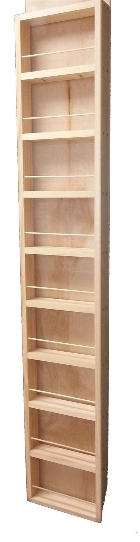 spice cabinet with doors best 25 door mounted spice rack ideas on