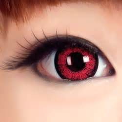 halloween red contact lenses red contacts on pinterest cool contacts vampire makeup
