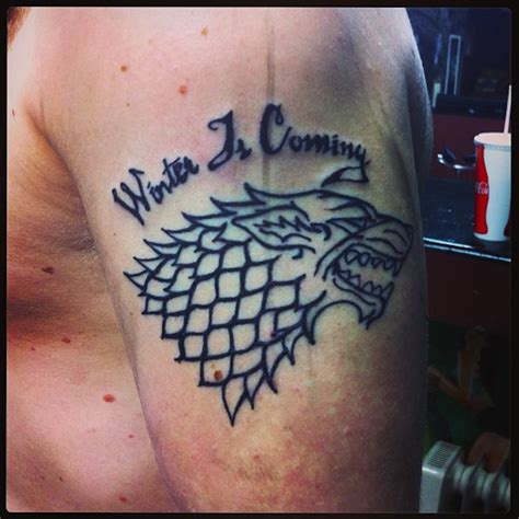 game of thrones tattoo 20 of thrones tattoos