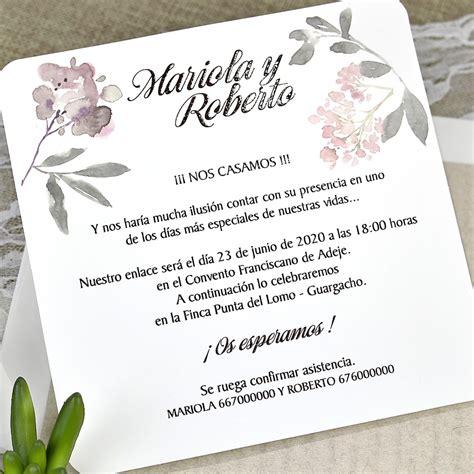 invitaciones de boda por 30 centimos invitaciones boda 20 centimos invitaciones y detalles de invitaci 243 n boda modelo 39626 invitaciones de boda inviboda