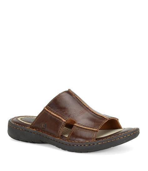 mens born sandals born jared s sandals dillards