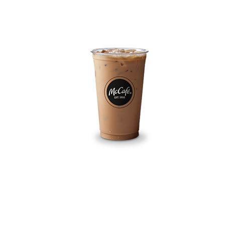 Iced Coffee Mcd mcdonald s 400 calorie or less menu nyse mcd 24 7