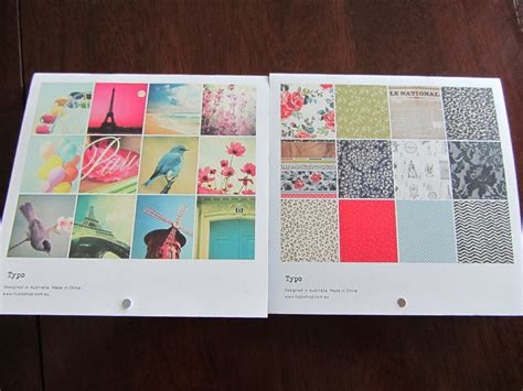 the slipcover shop typo 2012 calendars 15cm x 15cm stationery review