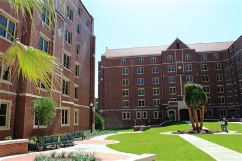 fsu housing florida state university dedicated its newest residence halls dorman hall and deviney hall