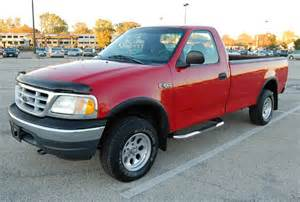 1999 ford f150 truck v6 engine 4x4