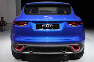 Jaguar Small Suv Jaguar Eyeing Small Crossover Underneath Upcoming F Pace Suv