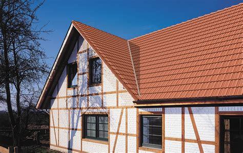 Braas Dachziegel Frankfurter Pfanne Preise 3228 by Granat 15 Dachziegel Braas G 252 Nstige Baustoffe