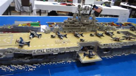 How To Make A Aircraft Carrier Out Of Paper - lego aircraft carrier