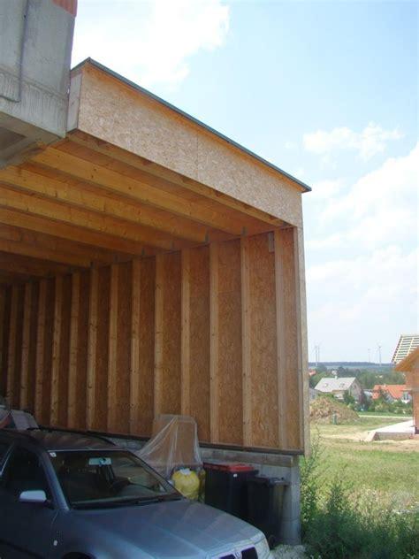 Garage Innen Verkleiden by Carport Wie Innen Verkleiden Bauforum Auf