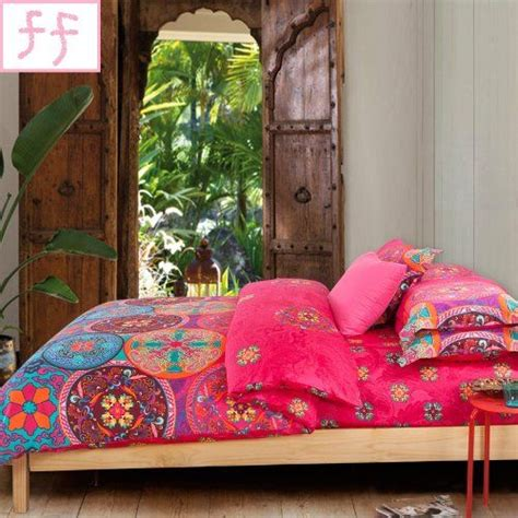 Boho Bedroom Set by Fadfay Home Textile Boho Bedding Set Bohemia