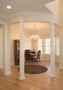 interior home columns architecture columns for homes design ideas with classic