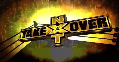 take over wwe nxt takeover results pwn