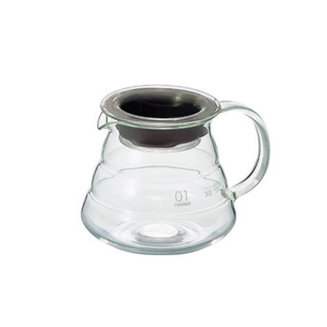 Tiamo V60 Glass Range Server Clear Dripper Espresso 600ml Hg2219 coffee server v60 range server clear hario co ltd