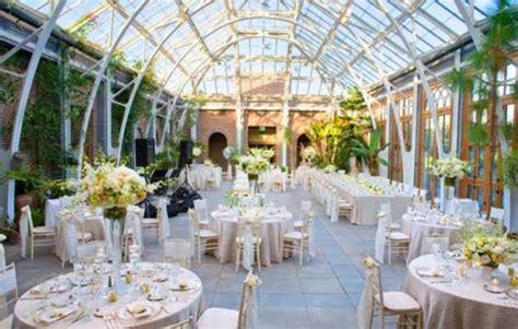 Botanical Gardens Wedding Venue 21 Dreamy Earthy Botanical Wedding Venues Weddingomania