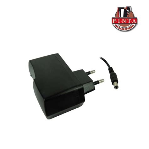 Adaptor 12v Dc 1a Max Volt Positive Sleeve For Musical Instrument New pinta 12v 1a switching power adapter