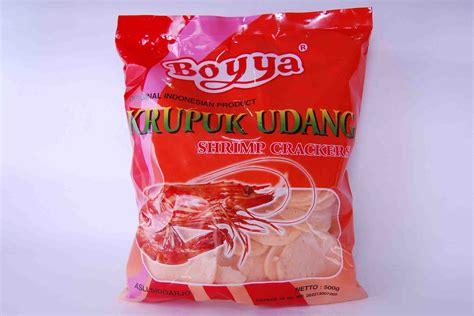 bogajaya fried belinjo crackers productsindonesia