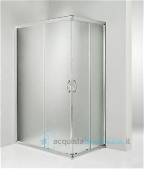 box doccia 75x90 box doccia angolare porta scorrevole 75x90 cm opaco