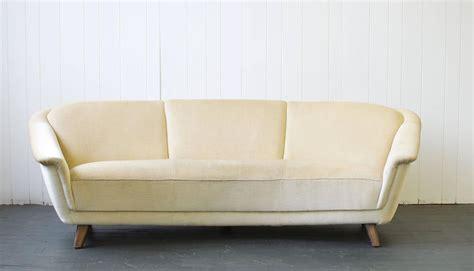 german sofa 1950s curved german sofa for sale at 1stdibs