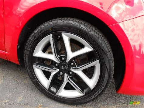 Kia Forte Koup Wheels 2010 Kia Forte Koup Sx Wheel Photos Gtcarlot