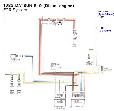 nissan qd32 wiring diagram stateofindiana co
