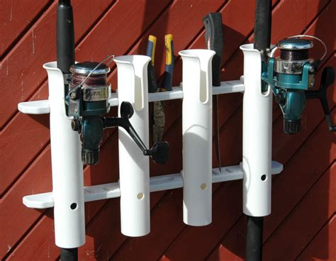 Boat Rod Racks by Boat Rod Holder Vertical 2 3 4 5 Accessory Rack Ebay