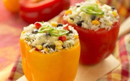 Detox Stuffed Peppers by Bell Peppers Stuffed Snyder Detox