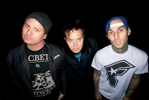 Topi Band Trucker Blink 182 profile personel blink 182 tom delonge my inspiration