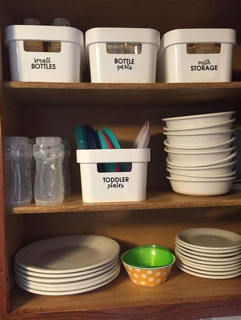 Kitchen Organization For Baby Stuff 17 Best Ideas About Baby Bottle Storage On