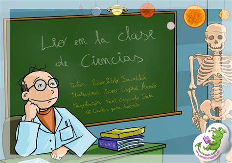 imagenes variadas de toda clase l 237 o en la clase de ciencias cuento infantil ilustrado by