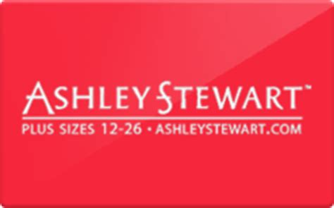 Steowered Gift Card - buy ashley stewart gift cards raise