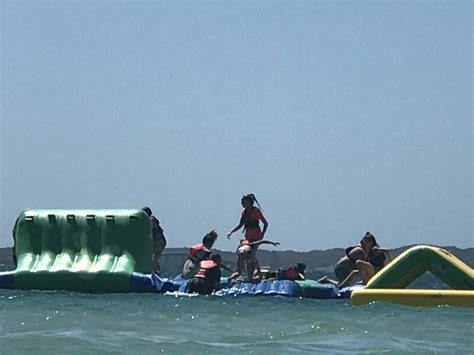 inflatable boat perth inflatable waterpark perth
