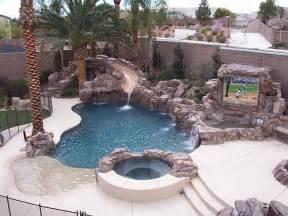 Backyard Pools Tv Show Swimming Pool Rock Flickr Photo