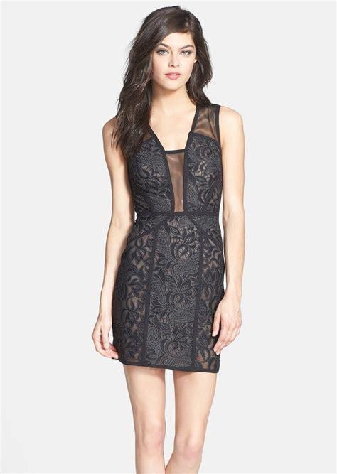 Dress Lyla bcbg max azria bcbgmaxazria lyla lace cocktail dress dresses shop it to me
