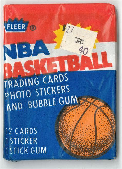 86 87 fleer basketball card template photoshop 1986 87 fleer basketball wax pack rc with