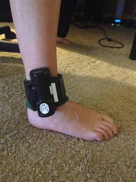 house arrest house arrest ankle bracelet cost download images photos and pictures