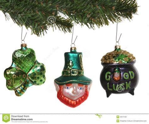 saint patricks day ornaments stock photos image 3477133