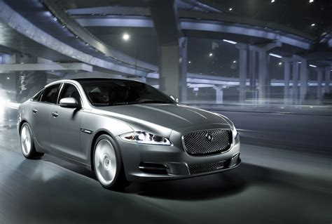 silver jaguar xj luxury car images hd wallpaper free