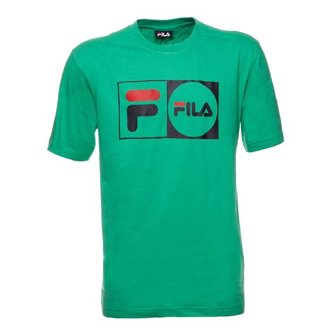 Fila T Shirt Biella fila s cotton shirts ebay