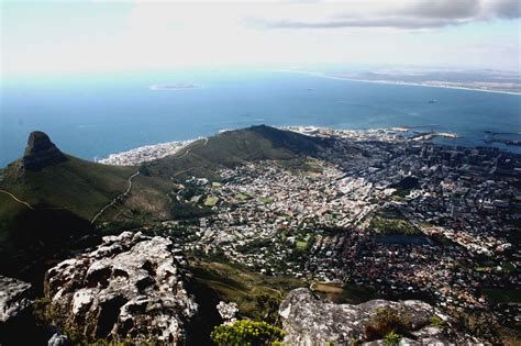 table mountain view table mountain view from the top in photos the