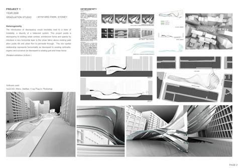 online architect design architecture portfolio ideas for inspire the design of