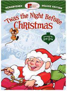 twas the night before christmas twas the night before