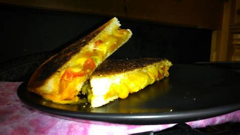 Daster Tomato duster how to make the grilled cheese