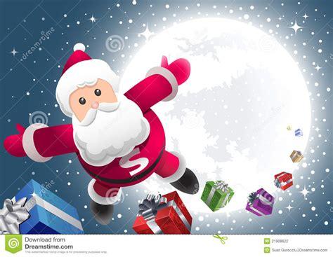 Santa Claus Coming santa is coming stock photography image 21908622