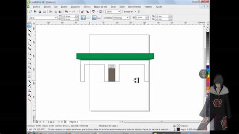 corel draw x4 como usar tutorial corel draw x4 como utilizar la herramienta